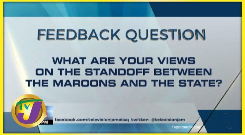 Feedback Question | TVJ News - August 12 2021 1