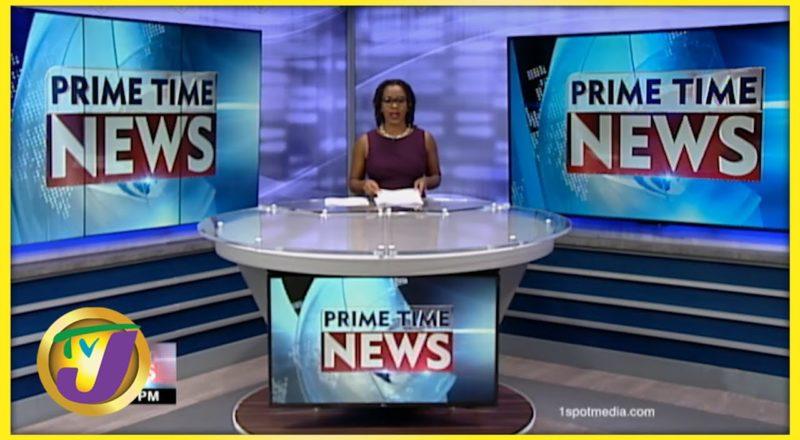 Jamaica News Headlines | TVJ News - August 12 2021 1