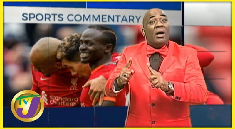 English Premier League | TVJ Sports Commentary - August 12 2021 1