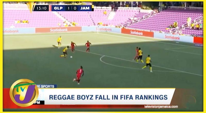 Reggae Boyz Fall in FIFA Ranking - August 12 2021 1