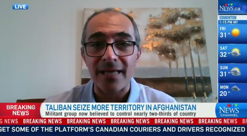 Fall of Afghanistan   A 'horrific scene and it's only going to get worse,' warns expert 1