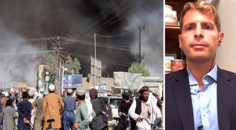 Evacuating embassies in Afghanistan necessary to prevent another Benghazi: security expert 1