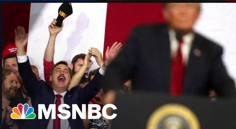 Trump Not Back In Office August 13 Despite QAnon, MyPillow Predictions 1