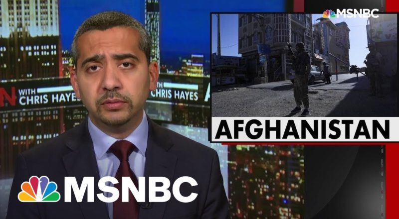 Mehdi: 'War Wasn't The Answer. But Neither Is Abandoning The Afghan People.' 1
