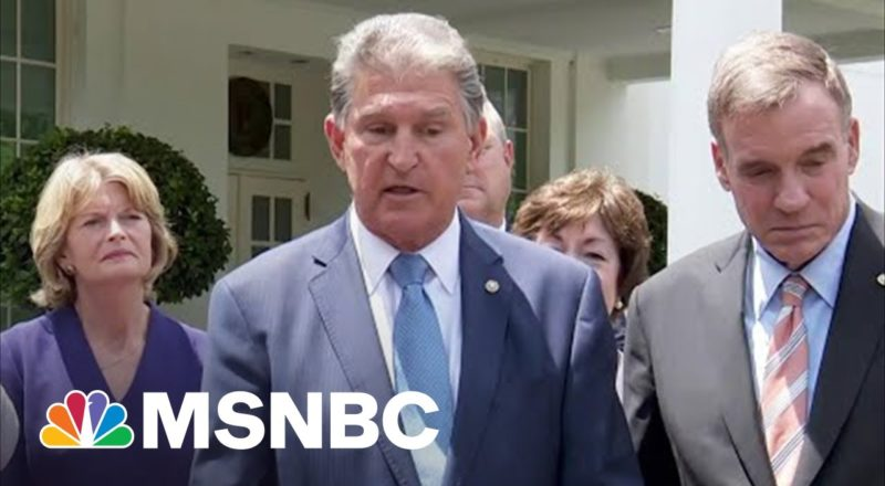 What Joe Manchin Needs To Know About The Deficit | MSNBC 1