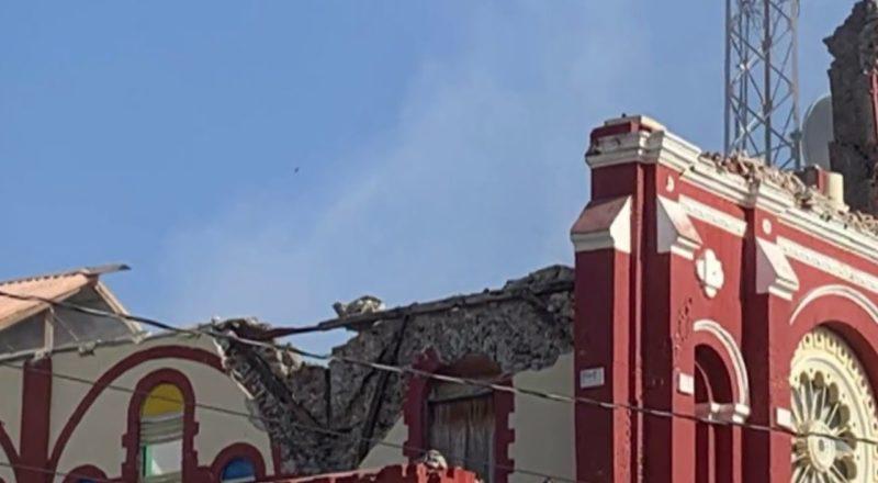 7.2-Magnitude Earthquake Hits Western Part of Haiti 1