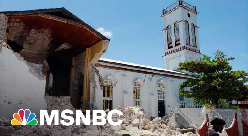 Damage, Deaths Reported in Haiti Following 7.2-Magnitude Earthquake 1