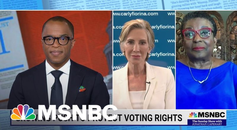The Bipartisan Fight To Protect Voting Rights 1