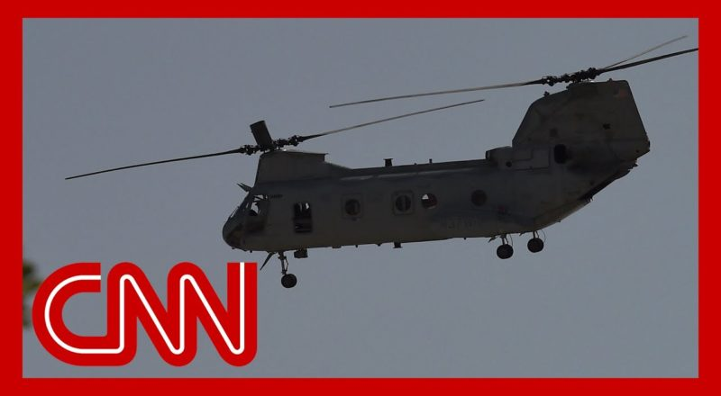 US completes evacuation of embassy in Afghanistan 1