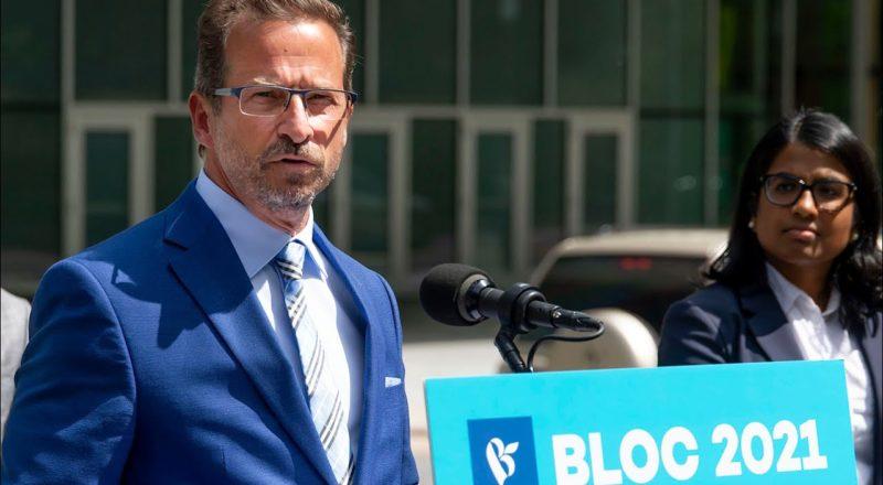 Bloc Leader Blanchet calls election 'very irresponsible' 1