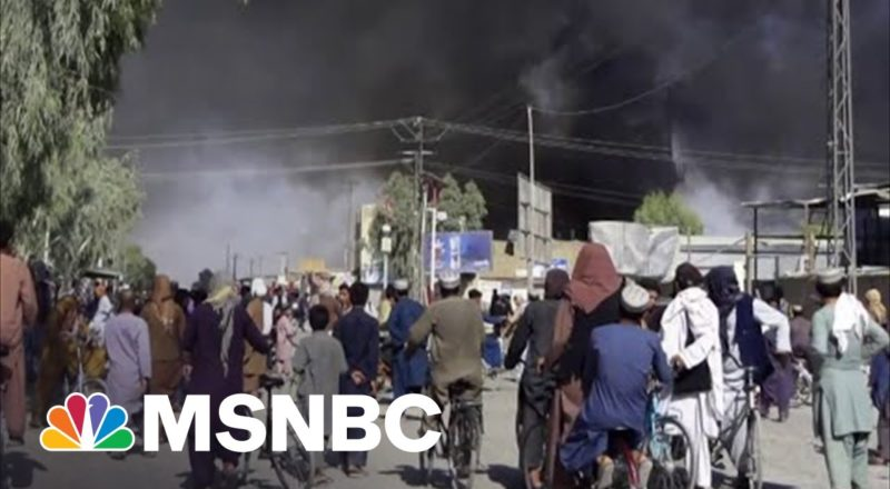 Biden Deploys 5,000 Troops To Afghanistan To Aid In 'Safe Drawdown' 1