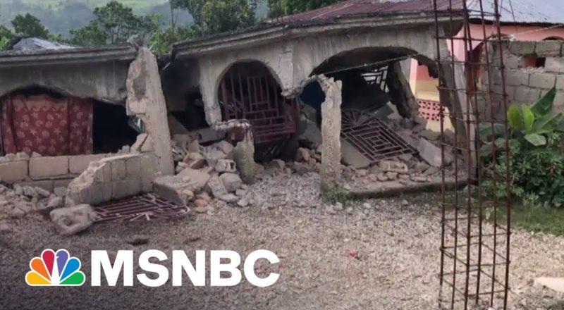 Haiti Earthquake Leaves At Least 227 Dead, Hundreds Injured Or Missing 1