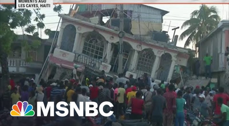 The Sociopolitical Problems Haiti Is Dealing With Amid Deadly Earthquake 1