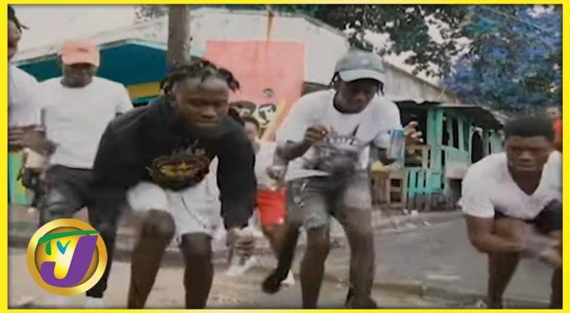 The Newest Dance Craze - Dirt Bounce | TVJ Smile Jamaica 1
