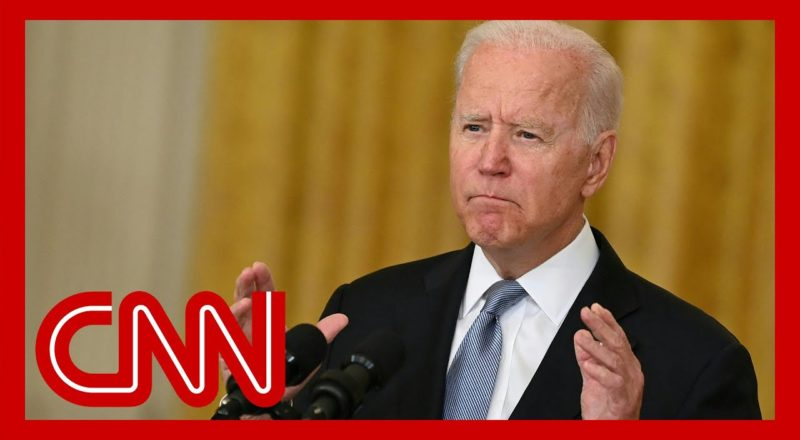 Biden speaks after Afghanistan's government collapses 1