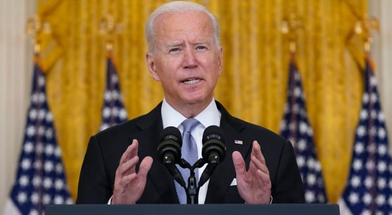 Biden 'stands behind' decision to withdraw from Afghanistan 1