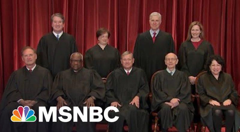 Supreme Court To Take Up Major Gun Rights Case November 3 7