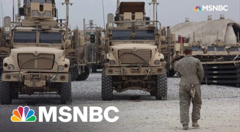 U.S. Investment In Afghanistan Bought Infrastructure, Corruption And A Lot Of Weaponry 1