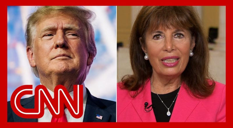 Lawmaker shot at Jonestown compares Trump to cult leader Jim Jones 1