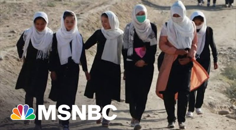 'It's Back To The Middle Ages': Worries Grow For Afghan Women 4