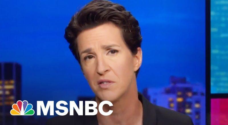 Watch Rachel Maddow Highlights: August 16th | MSNBC 1