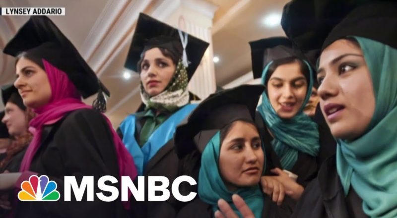 Women Fear Losing Rights Under Taliban Rule 1