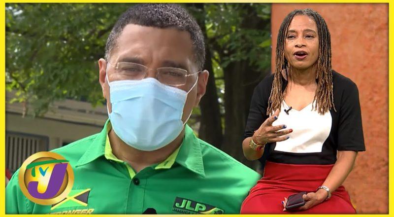 Jamaica Curfew Rollback   Free Speech   TVJ Entertainment Report - July 30 2021 1