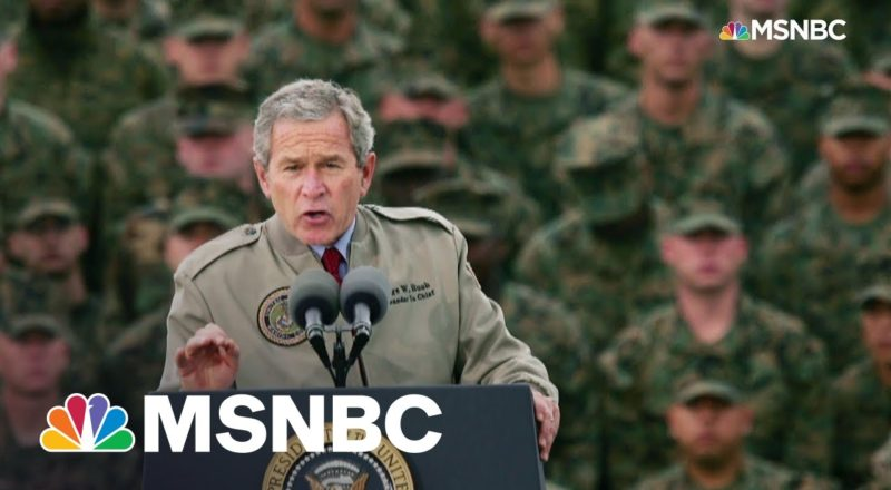 Bush Admin. Official Reacts To Afghanistan's Fall To Taliban 2