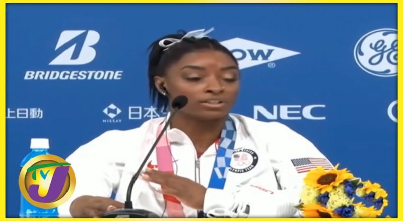 Simone Biles of the USA | TVJ Sports Commentary - July 30 2021 1
