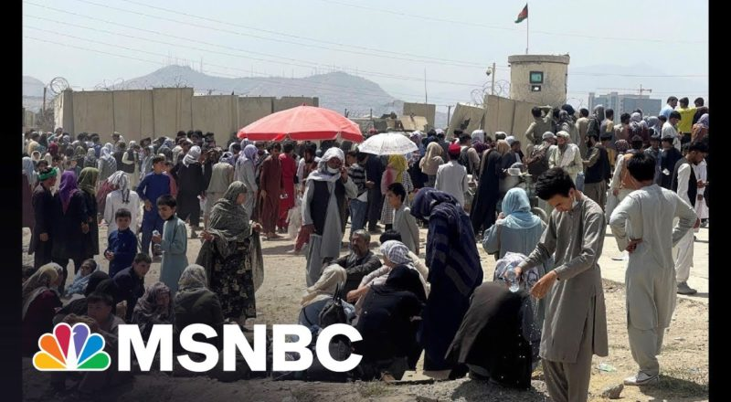 U.S. Trying To Get Thousands Of Americans And Afghans To Safety 8