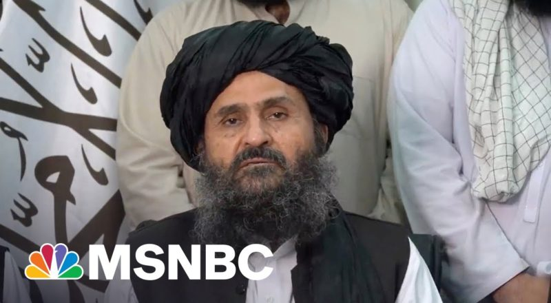 The Awkward Trumpy Truth About Afghanistan's Likely New Taliban Leader 1