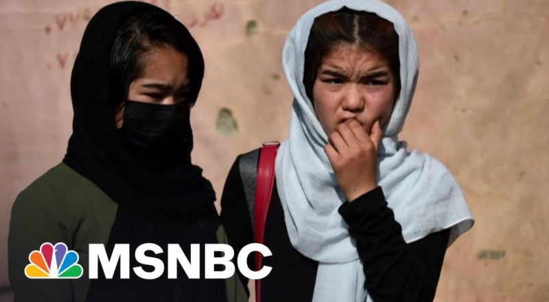 Concern Grows For The Safety Of Afghan Women And Girls 1