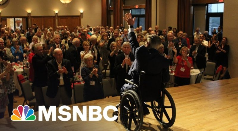 Vaccinated Texas Gov. Abbott Covid Positive After Hobnobbing At Maskless GOP Event 1