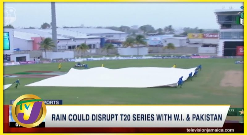 Rain Could Disrupt T20 Series with Windies & Pakistan - July 30 2021 5
