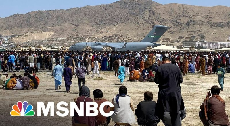 CIA Warned U.S. Officials Of Afghanistan's Rapid Collapse To Taliban 9