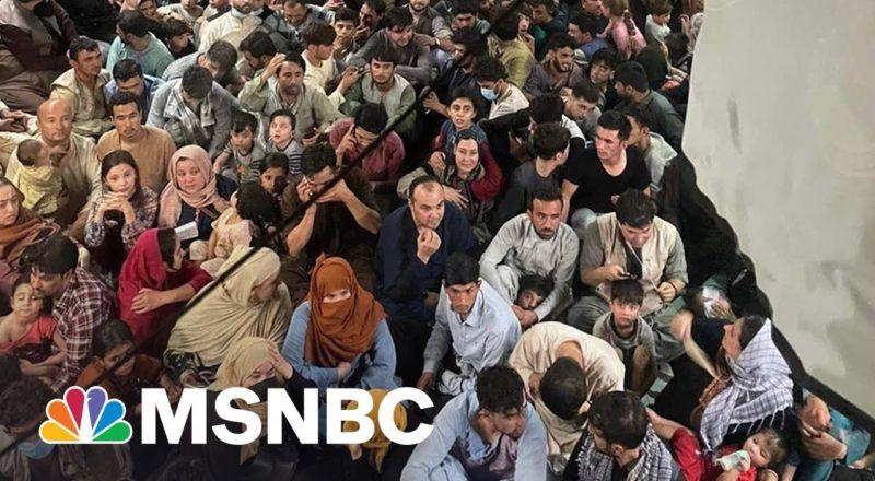 International Aid Organizations Scramble To Help 18.4M Afghan Refugees 1