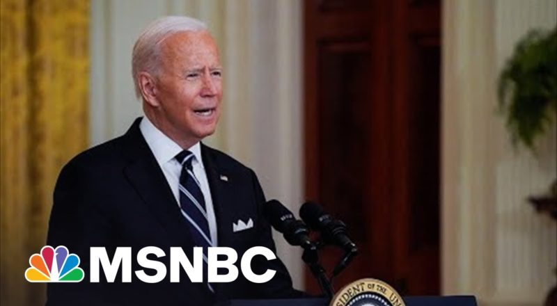 Biden Announces Covid Boosters Shot Rollout For Vaccinated Americans 1