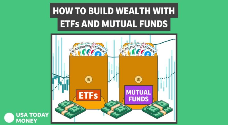 Mutual funds, index funds and ETFs: How to use these to build wealth 1