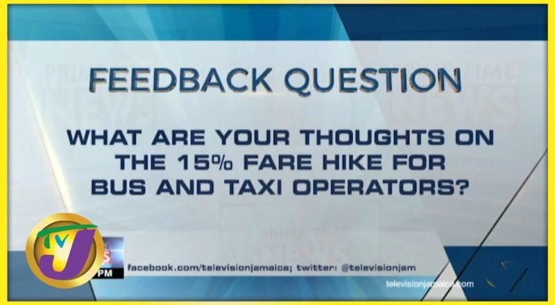 Feedback Question   TVJ News - August 13 2021 1