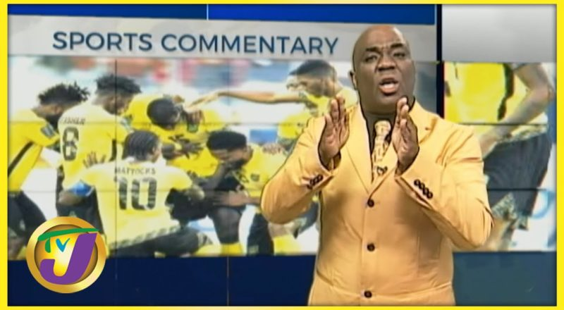 Reggae Boyz | TVJ Sports Commentary - August 13 2012 1