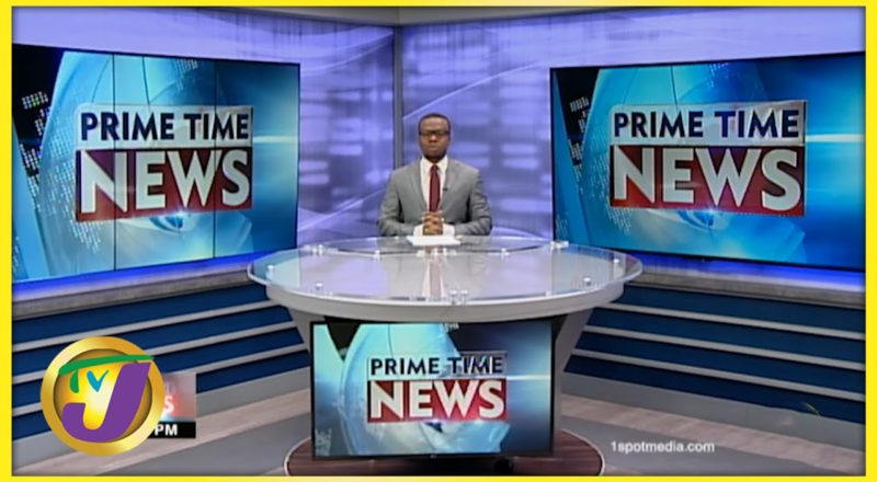 Jamaican News Headlines   TVJ New - August 14 2021 1