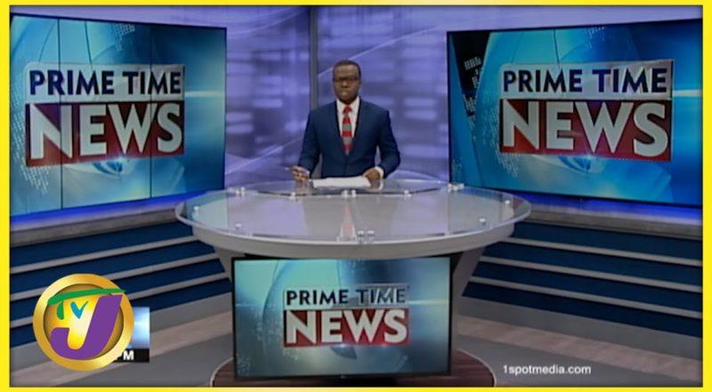 Jamaican News Headlines   TVJ News - August 15 2021 1
