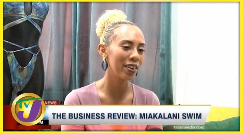 Miakalani Swim | TVJ Business Review - August 15 2021 1
