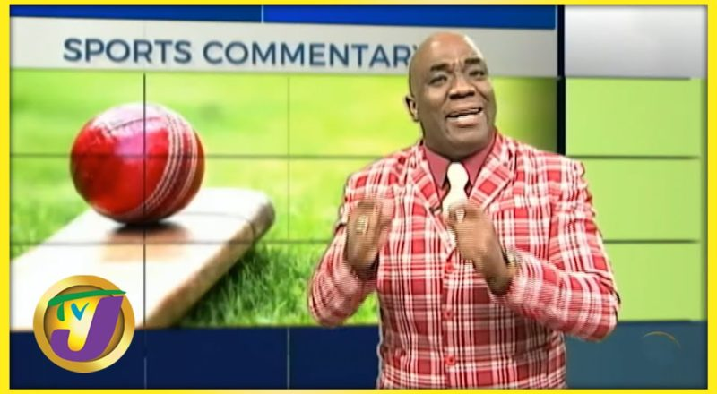 West Indies vs Pakistan | TVJ Sports Commentary - August 16 2021 1
