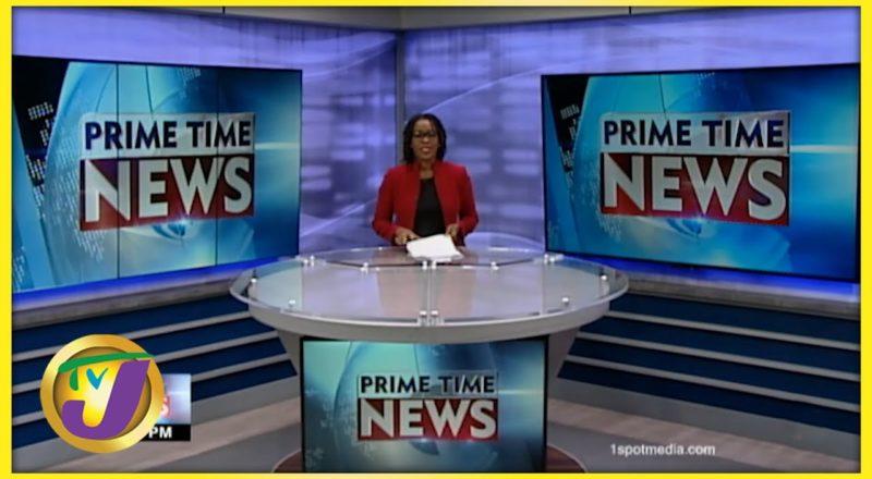 Jamaican News Headlines | TVJ News - August 17 2021 1
