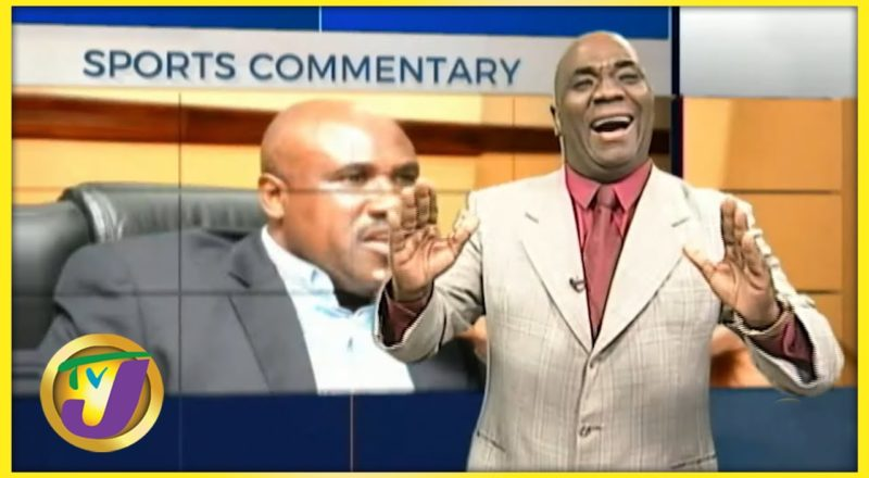 Jamaica World Cup Budget   TVJ Sports Commentary - August 17 2021 5