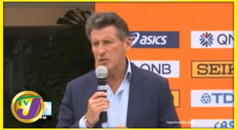 World Athletics President Sebastian Coe Encourages Athletes - August 17 2021 1