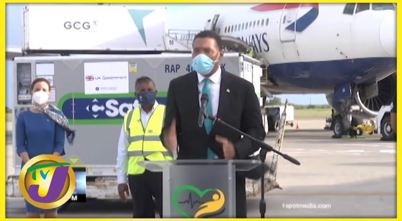PM Holness Begs Jamaicans to get Vaccinated | TVJ News - July 31 2021 1