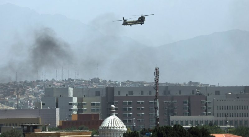 U.S. doesn't have the capacity for mass 'extractions' from across Afghanistan: Milley 1