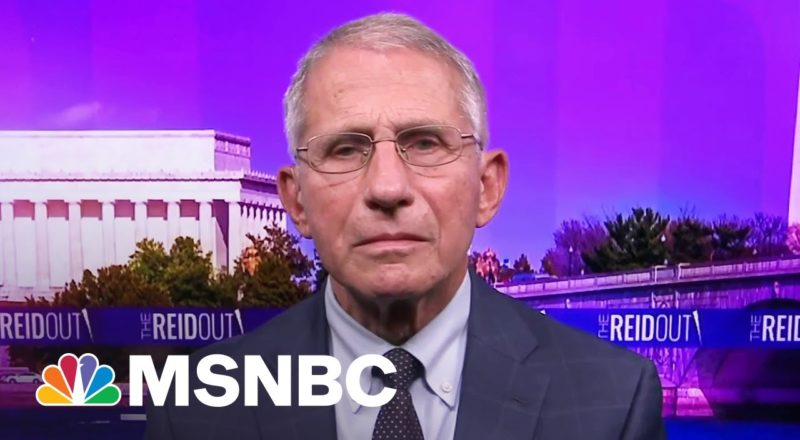 Dr. Fauci: Hospitals Becoming Overrun Due To COVID Is A Tragedy 1